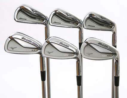 Mizuno MP-54/64 combo Iron Set 5-PW FST KBS Tour Steel X-Stiff Right Handed 38.5 in