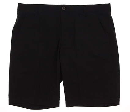 New Mens Under Armour Golf Match Play Shorts Size 38 Black MSRP $65 UM8890