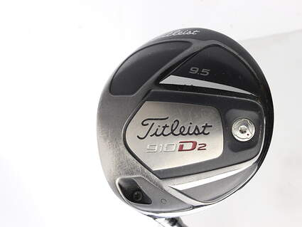 Titleist 910 D2 Driver 9.5* Titleist Diamana Kai'li 65 Graphite Regular Left Handed 45.25 in