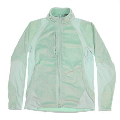 New Womens Peter Millar Hybrid Fleece Golf Jacket Small S Breeze MSRP $149.50