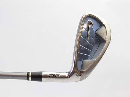 Nike NDS Single Iron 4 Iron Stock Graphite Shaft Steel Ladies Right Handed 38 in