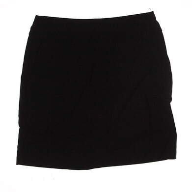 New Womens Lija Golf Pull On Skort Size 2 Black MSRP $70 14S-4311B