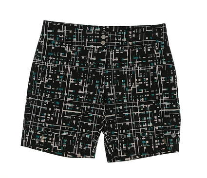 New Womens EP Pro Golf Shorts Size 4 Multi MSRP $80
