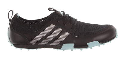 New Womens Golf Shoe Adidas Climacool Ballerina II 7 Black MSRP $60