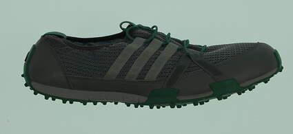 New W/O Box Womens Golf Shoe Adidas Climacool Ballerina 9 Gray MSRP $60 Q46956