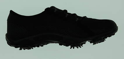 New Womens Golf Shoe Footjoy Summer Series Medium 9.5 Black MSRP $140 98862