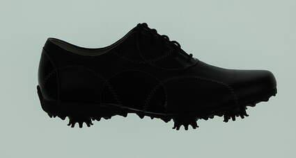 New Womens Golf Shoe Footjoy LoPro Collection Medium 7 Black MSRP $60