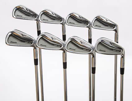 Mizuno MP-54 Iron Set 3-PW Dynamic Gold Tour Issue S400 Steel Stiff Right Handed 37.5 in