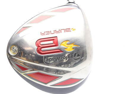 TaylorMade 2009 Burner Driver 9.5* TM Reax Superfast 49 Graphite Regular Left Handed 46 in
