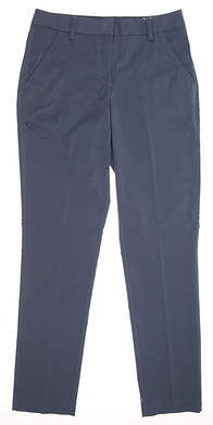 New Womens Puma Pounce Golf Pants Size 2 Bering Sea MSRP $80