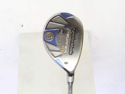 TaylorMade Burner Rescue Hybrid 5 Hybrid 25* TM Reax Superfast 50 Graphite Ladies Right Handed 38.5 in