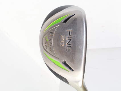Ping Rapture V2 Hybrid 3 Hybrid 20* Stock Graphite Shaft Graphite X-Stiff Right Handed 40.75 in