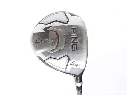 Ping G20 Fairway Wood 4 Wood 4W 16.5* Ping TFC 169F Graphite Regular Right Handed 42.75 in