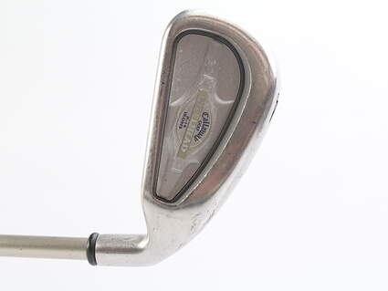 Callaway X-14 Single Iron 4 Iron Callaway Gems Graphite Ladies Right Handed 37.5 in