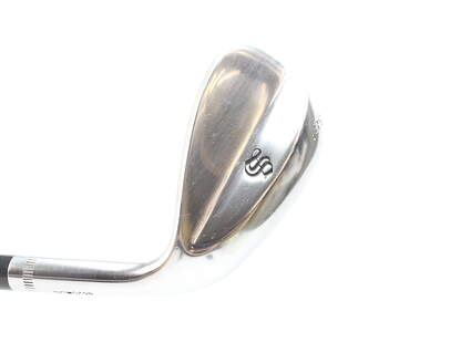 Scratch 8620 Milled Driver Slider Wedge Lob LW 58* True Temper Dynamic Gold Steel Wedge Flex Right Handed 35.25 in