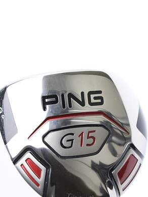 Ping G15 Driver 9* Ping TFC 149D Graphite Stiff Left Handed 45.5 in