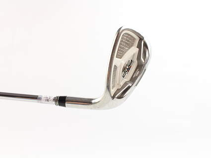 Cobra AMP Cell Silver Wedge Gap GW True Temper Dynalite 90 Steel Regular Right Handed 35.5 in