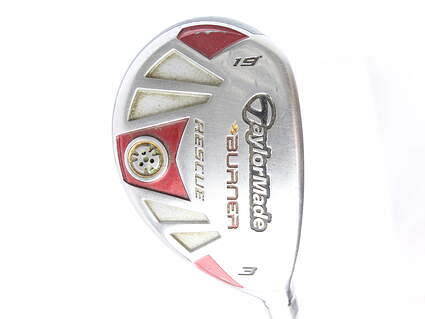 TaylorMade Burner Rescue Hybrid 3 Hybrid 19* TM Reax Superfast 65 Graphite Stiff Right Handed 40.25 in