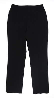 New Womens EP Pro Golf Pants Size 8 Black MSRP $78
