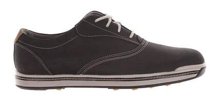 New Mens Golf Shoe Footjoy Contour Casual Medium 9.5 Gray MSRP $140