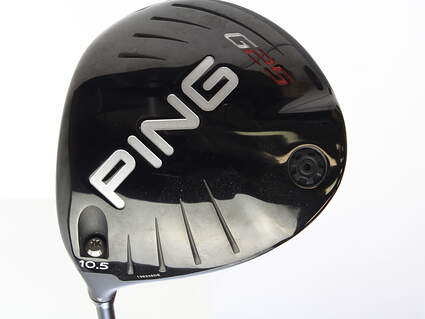 Ping G25 Driver 10.5* Ping TFC 189D Graphite Stiff Left Handed 45.5 in