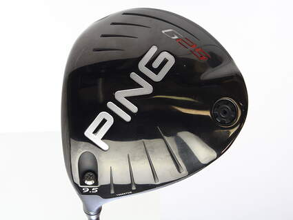 Ping G25 Driver 9.5* Ping TFC 189D Graphite Stiff Left Handed 45.5 in