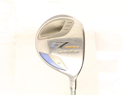 TaylorMade R7 Draw Fairway Wood 5 Wood 5W TM Reax 50 Graphite Ladies Right Handed 41.5 in