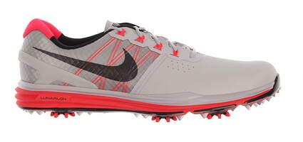 New Mens Golf Shoe Nike Lunar Control III 9.5 Gray MSRP $240