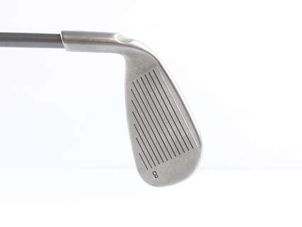 Ping G5 Ladies Single Iron 8 Iron Ping TFC 100H Steel Regular Right Handed Brown Dot 36 in