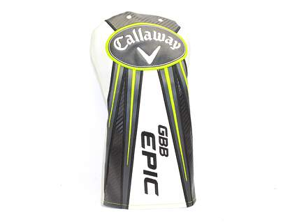 Callaway Great Big Bertha Epic Driver Headcover Black/Green