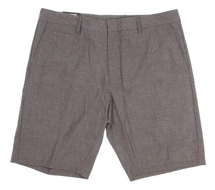 New Mens LinkSoul Golf Shorts Size 35 Gray MSRP $75