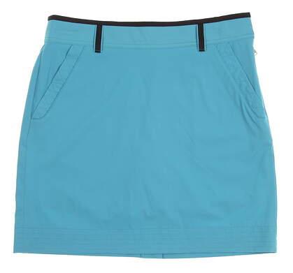 New Womens Ralph Lauren Golf Skort Size 6 Blue MSRP $89 3865787