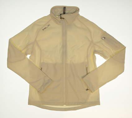 New Womens Ralph Lauren Golf Jacket Medium M MSRP $245