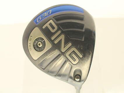 Ping G30 LS Tec Driver 10.5* Ping Tour 65 Graphite Regular Right Handed 45 in