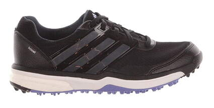 New Womens Golf Shoe Adidas Adipower Sport Boost Medium 10 Black MSRP $180