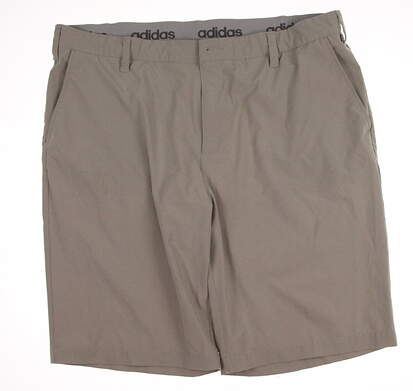 New Mens Adidas Golf Shorts Size 38 MSRP $65