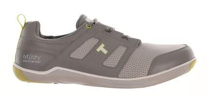 New Mens Golf Shoe True Linkswear LYT Dry 9.5 Gray MSRP $230