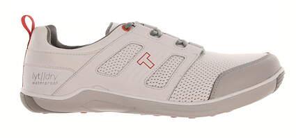 New Mens Golf Shoe True Linkswear LYT Dry 8 White MSRP $230