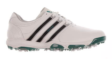 New Mens Golf Shoe Adidas Tour 360 X Medium 9.5 White MSRP $160