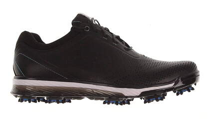 New Mens Golf Shoe Under Armour UA Tempo Tour 7.5 Black MSRP $220