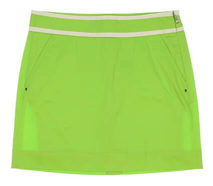 New Womens Ralph Lauren Golf Fairway Field Skort Size 4 Green MSRP $98