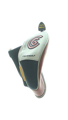Cleveland Hibore XLS 5 Fairway Wood Headcover Red White and Blue