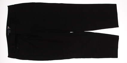 New Womens EP Pro Golf Pants Size 10 Black MSRP $80