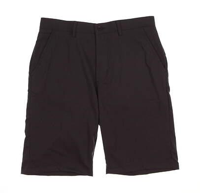 New Mens MATTE GREY Golf Shorts Size 32 Gray MSRP $90