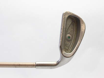 Ping Eye 2 Single Iron 5 Iron UST Proforce 65 Graphite Ladies Right Handed Green Dot 38.5 in