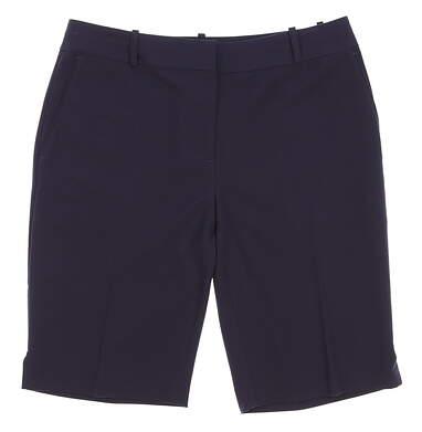 New Womens Fairway & Greene Golf Macie Shorts Size 8 Eclipse MSRP $105 E12183
