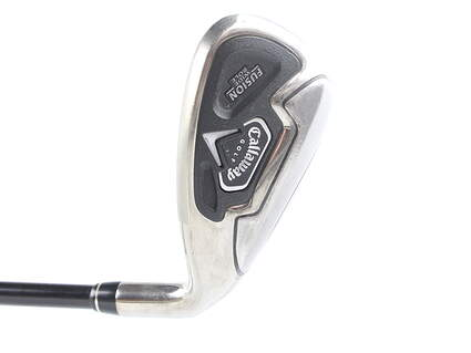 Callaway Fusion Wide Sole Wedge Lob LW Callaway Stock Graphite Graphite Ladies Right Handed 34.75 in
