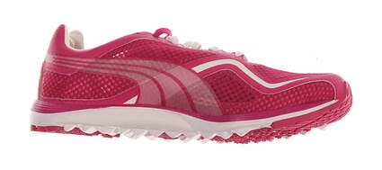 New Womens Golf Shoe Puma Faas Lite Mesh 10 Pink MSRP $160