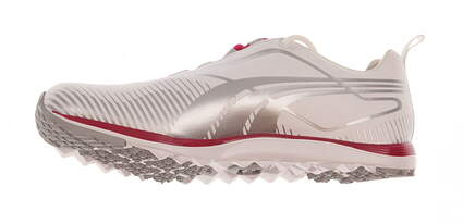 New Womens Golf Shoe Puma Faas Lite 8.5 White MSRP $160