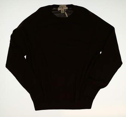 New Mens Fairway & Greene Golf Sweater Large L Brown MSRP $100